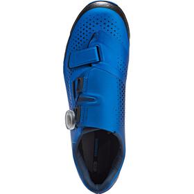 Shimano SH-XC5 Fahrradschuhe blue